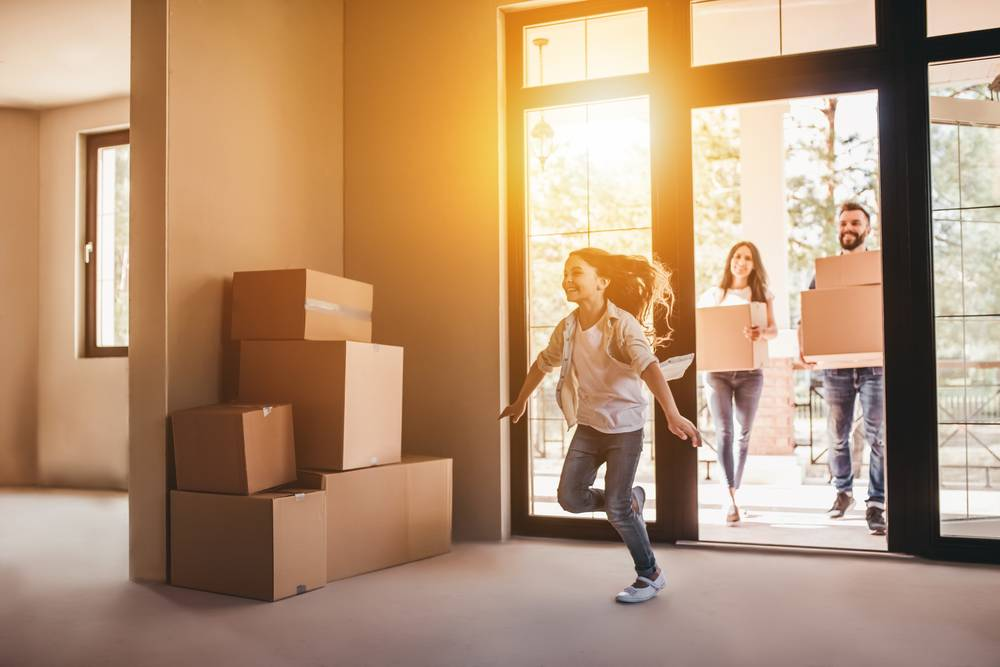 ON THE MOVE: The value of owner occupier home loan commitments rose across most states and territories, according to the latest Australian Bureau of Statistics figures. Photo - Shutterstock.
