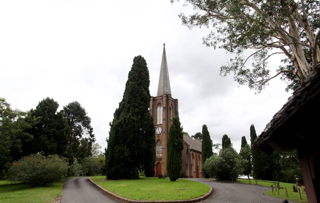 Bid to protect site: The NSW Heritage Council is considering adding the entire St John's precinct to its register of historically-important areas in the state.