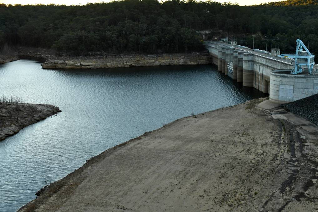 Controversy: The proposal to raise the Warragamba Dam wall by 14 metres has drawn criticism from politicians, environmentalists and traditional land owners.