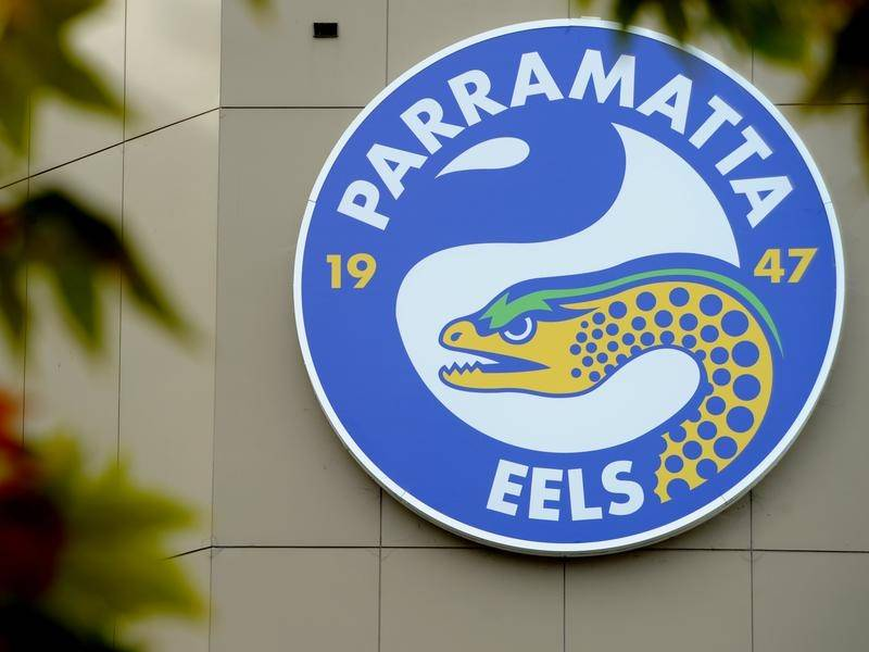 Parramatta have told the NRL one of their players was recorded in a sex act without his consent.