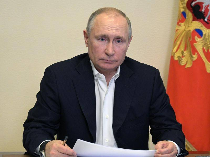 President Vladimir Putin will deliver a state-of-the-nation speech in Moscow on Wednesday.
